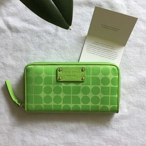 Kate Spade Thompson Street Wallet